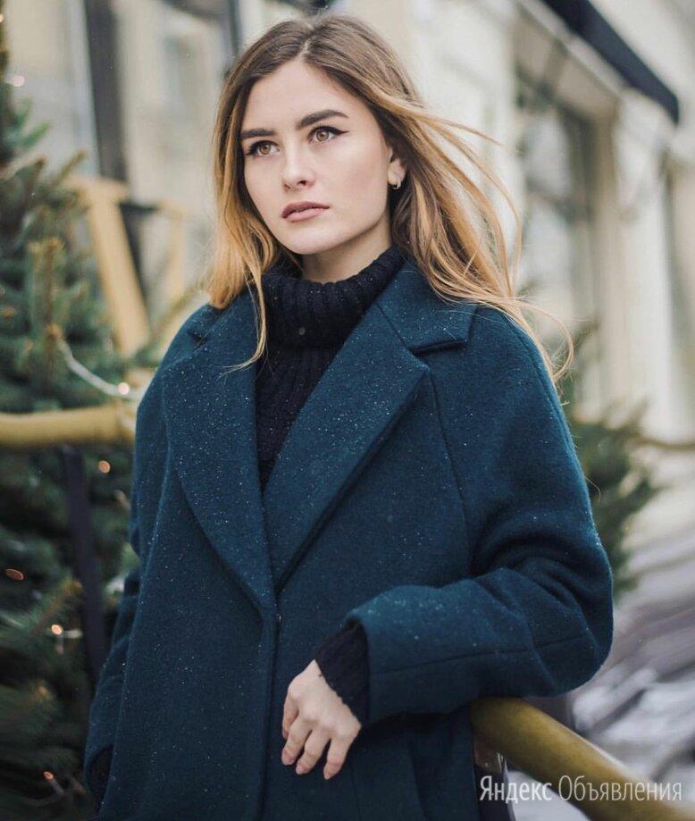 Пальто женское демисезонное по цене 5990₽ - Пуховики, фото 0