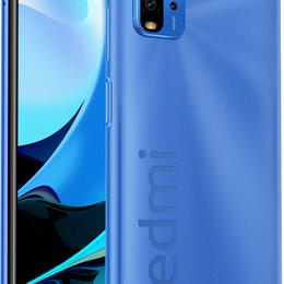 Мобильные телефоны - Xiaomi RedMi 9T 4/64Gb NFC Twilight Blue RU (EAC), 0