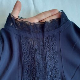 Блузки и кофточки - Блузка синяя promod, 0