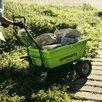 Садовая тележка самоходная аккумулятор. GREENWORKS G40GCK6,40V, с АКБ 6 Ач. и ЗУ по цене 53990₽ - Тележки и тачки, фото 4