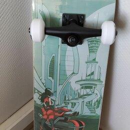 Скейтборды и лонгборды - Скейтборд RIDEX VISTA 31.6″X8″, 0