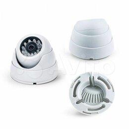 Камеры видеонаблюдения - Купольная AHD 2MP 1080P видеокамера PST-AHD301D, 0
