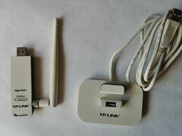 Оборудование Wi-Fi и Bluetooth - Usb Wi-Fi адаптер TP-LINK tl-wn422g, 0