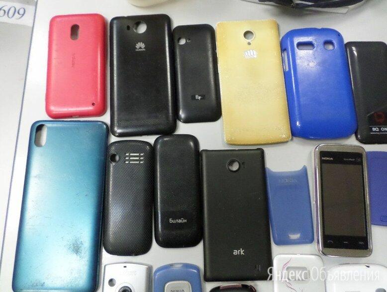 Задние крышки к сотовым телефонам по цене 150₽ - Корпусные детали, фото 0