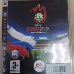 Игры для приставок и ПК - Чемпионат европы по футболу 2008 ps3, 0