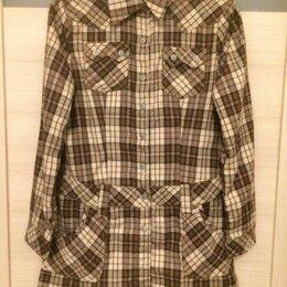 Блузки и кофточки - Рубашка из фланели фирмы Wan, 0