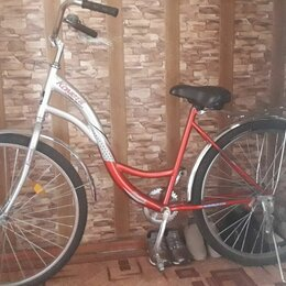 Велосипеды - ВЗРОСЛЫЙ ВЕЛОСИПЕД- КОМЕТА classic bicycle, 0
