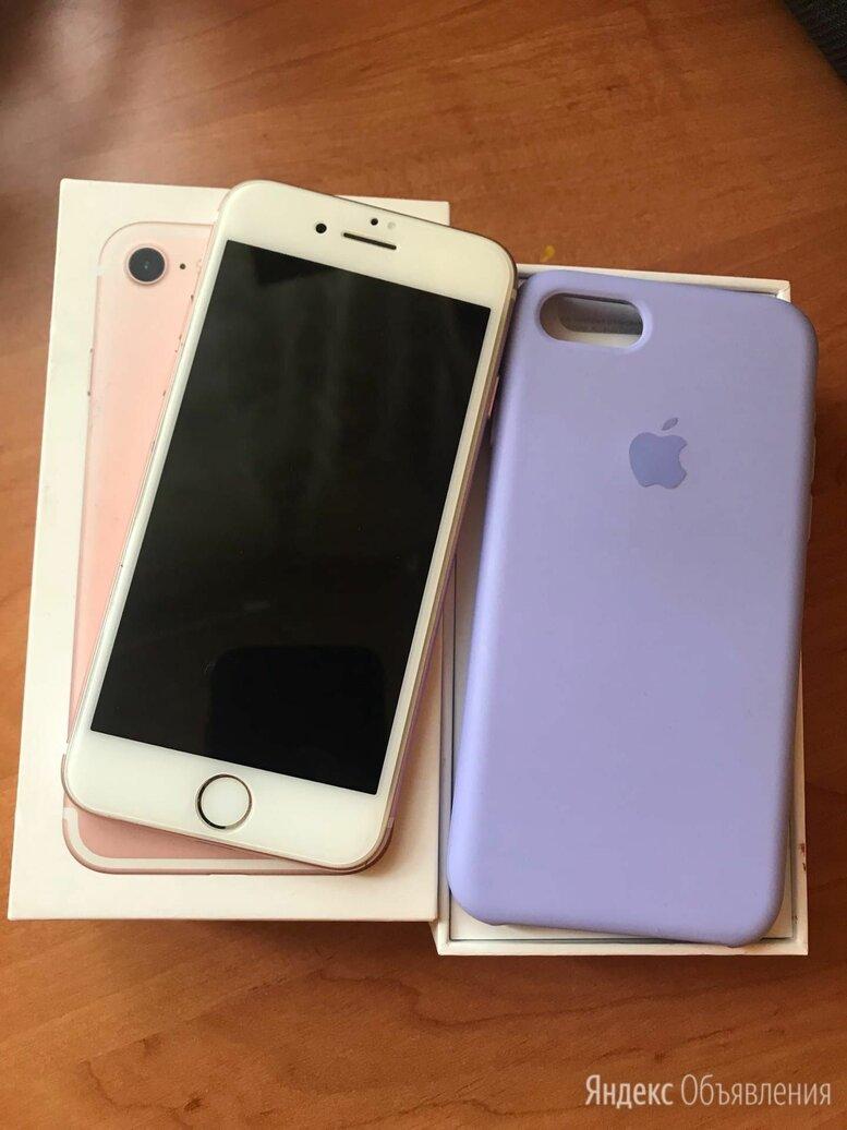 Iphone 7 Rose Gold 32GB по цене 6000₽ - Мобильные телефоны, фото 0