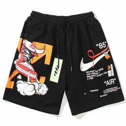 Шорты - Шорты Nike x off white, 0