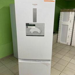 Холодильники - Холодильник Hotpoint-Ariston HTR 5180 W, 0