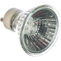 Лампочки - Лампа галогенная ЭРА GU10JCDR-MR16-35W-230V, 0
