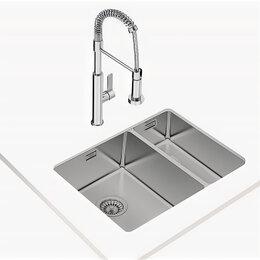 Кухонные мойки - Кухонная мойка Teka BE linea RS15 2B 580, 0