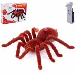 Радиоуправляемые игрушки - Паук радиоуправляемый Тарантул, 0