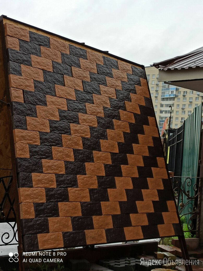 Тротуарная плитка, брусчатка, бордюры по цене 450₽ - Тротуарная плитка, бордюр, фото 0