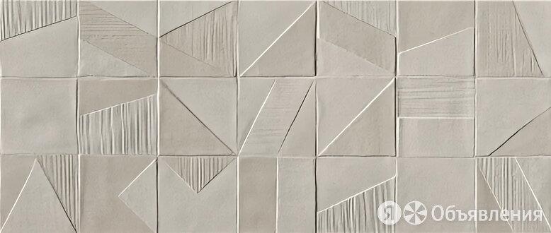 Керамическая плитка Fap Mat&More Domino Grey 75x25 fOVL по цене 6590₽ - Керамическая плитка, фото 0