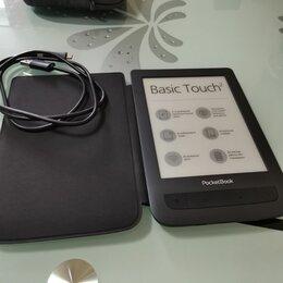 Электронные книги - Электронная книга Pocketbook 625 basic touch 2 с чехлом, 0