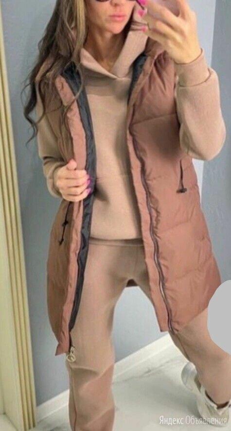 Женский спортивный костюм 3-ка р-ры 40-60 по цене 3690₽ - Спортивные костюмы, фото 0