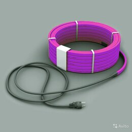 Комплектующие водоснабжения - Греющий кабель для желобов и водостоков, 0