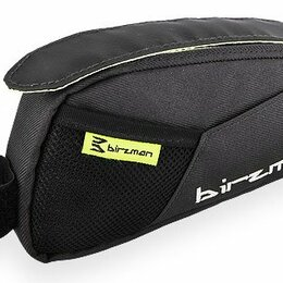 Дорожные и спортивные сумки - Сумка на раму Birzman Belly B-Top Tube Bag Large, Grey, BM13-PO-TTB04-GABB, 0