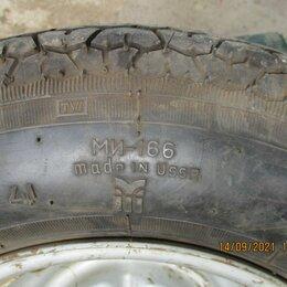 Шины, диски и комплектующие - Шина  ми 166 с диском , 0