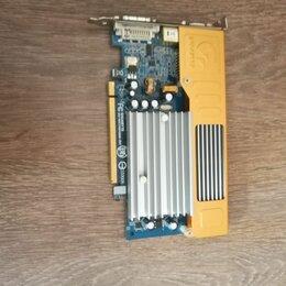 Видеокарты - GIGABYTE GV-NX73G128D-RH, 0
