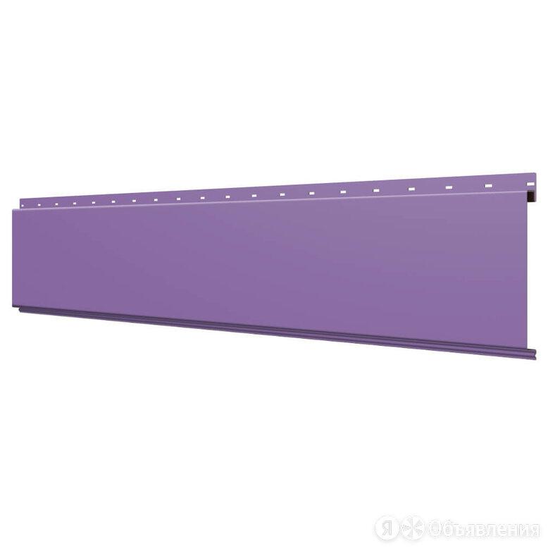 Линеарная потолочно-стеновая панель ГЛАДКАЯ RAL4005 Сиреневый по цене 213₽ - Стеновые панели, фото 0