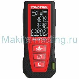 Измерительные инструменты и приборы - Лазерный дальномер Condtrol Smart 40 (Smart 40), 0
