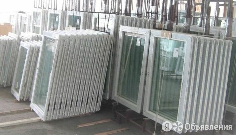 Пластиковые окна по цене 4200₽ - Окна, фото 0