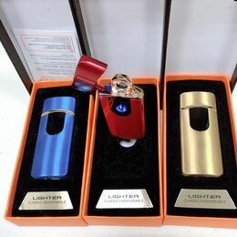Подарочные наборы - Зажигалка электронная USB, 0