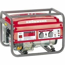 Электрогенераторы и станции - Бензиновый генератор KB 2500, 0