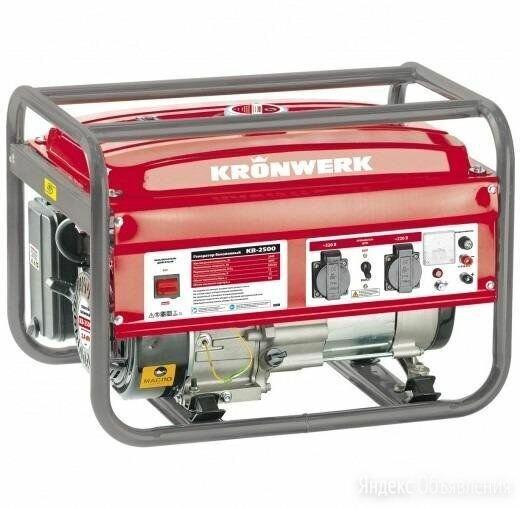 Бензиновый генератор KB 2500 по цене 11000₽ - Электрогенераторы и станции, фото 0