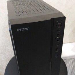 Настольные компьютеры - Отличный i3 8100-8gb-500gb-GTX 1050ti 4Gb , 0