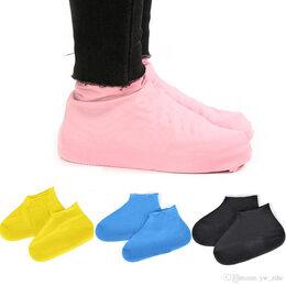 Кейсы и чехлы - Непромокаемые защитные чехлы на обувь, 0