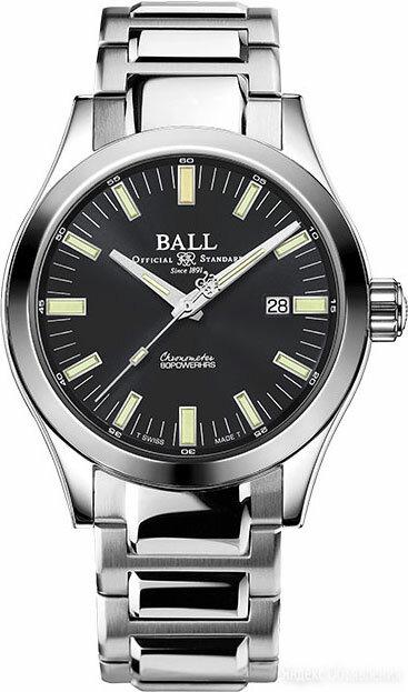 Наручные часы BALL NM2128C-S1C-GY по цене 199900₽ - Умные часы и браслеты, фото 0