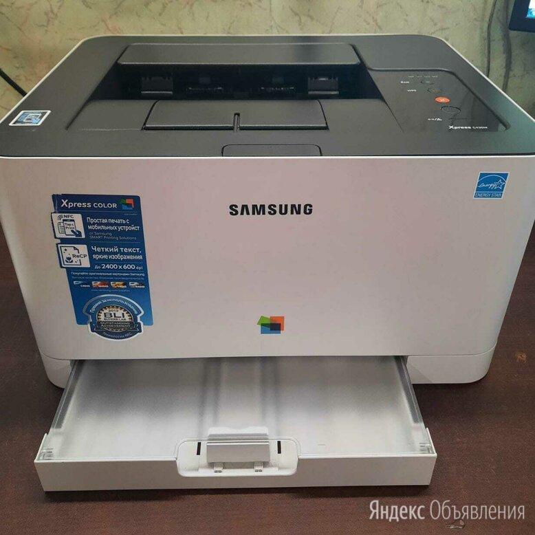 Принтер лазерный Samsung SL-C430W по цене 9500₽ - Принтеры, сканеры и МФУ, фото 0