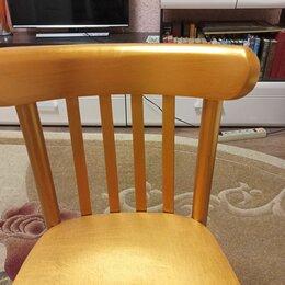 Интерьер - Деревянные венские стулья. Антиквариат, 0