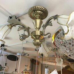 Люстры и потолочные светильники - Люстра потолочная BRONZA, 0