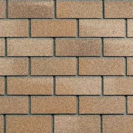 Фасадные панели - Фасадная плитка Hauberk Песчаный кирпич 1000х250х3мм 2м2/уп, 0