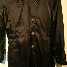 Плащи - Куртка плащ р.46., 0