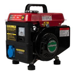 Электрогенераторы и станции - Бензиновый инверторный генератор DDE DPG1101i, 0