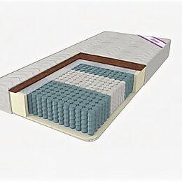 Матрасы - Матрас с независимым пружинным блоком ЛегкоМаркет Фаворит, 0