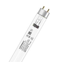 Средства для интимной гигиены - Лампа бактерицидная с УФ-С излучением TIBERA UVC T8 30W G13 LEDVANCE 405..., 0