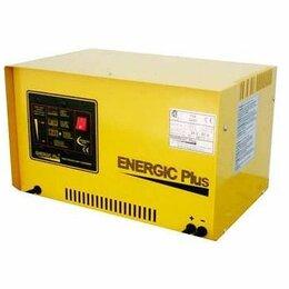Аккумуляторы и зарядные устройства - Устройство зарядное Energic Plus RX-T 48V 80A, 0