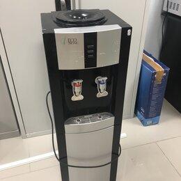 Кулеры для воды и питьевые фонтанчики - Кулер ecotronic h1-lf с холодильником сборка, 0