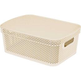 Корзины, коробки и контейнеры - Прямоугольная корзина BranQ Ajur, 0