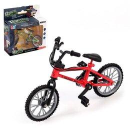 Велосипеды - Пальчиковый велосипед BMX, металлический, 0