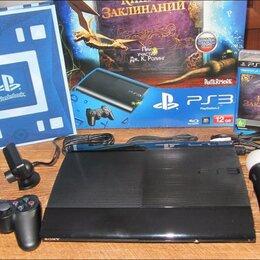Игровые приставки - Playstation 3 SuperSlim 320 gb wonderbook edition, 0