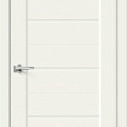 Межкомнатные двери - Межкомнатная дверь Хард Флекс Мода-22 Base Line White Mix, 0