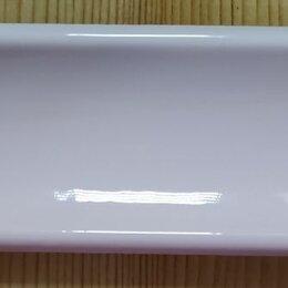 Металлопрокат - Уголок широкий 55х250мм левый срез белый, 0