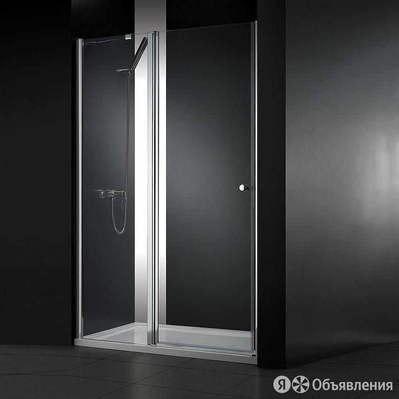 Душевая дверь CEZARES ELENA (1100х1950) W-B-12-110-C-Cr стекло прозрачное, пр... по цене 32700₽ - Полки, шкафчики, этажерки, фото 0
